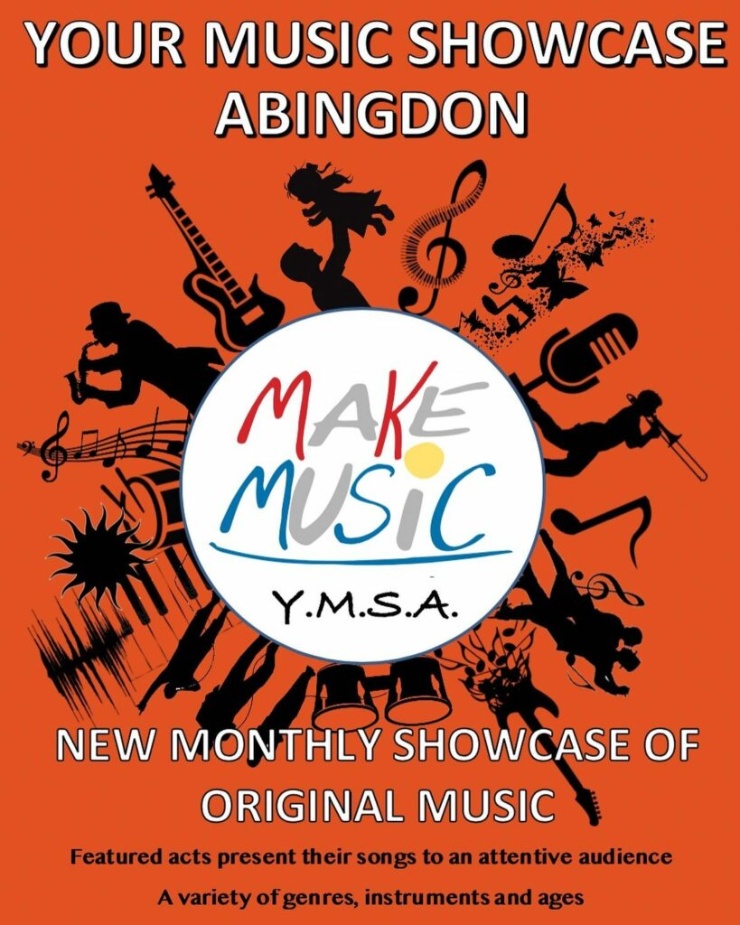 Your Music Showcase Abingdon
